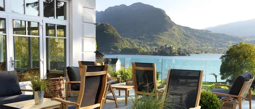 Hotel Beau Site, Talloires, Lake Annecy, France - restaurant terrace.jpg
